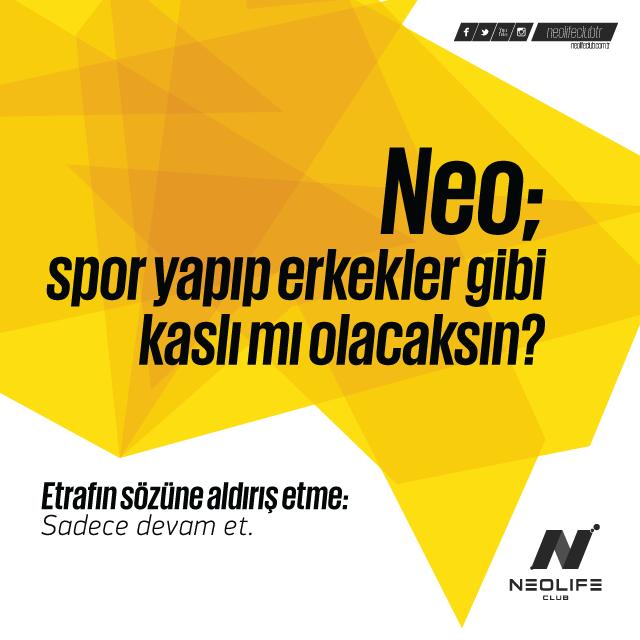 Neolife Club Neo Sorular