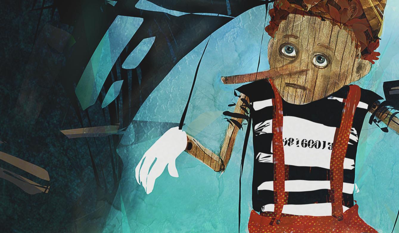 Prisoner Pinocchio