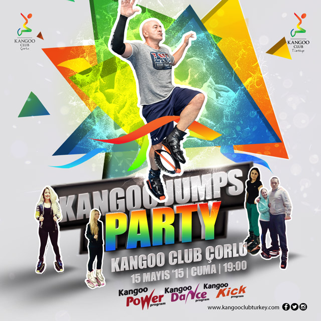 Kangoo Jumps Etkinlik Duyuru