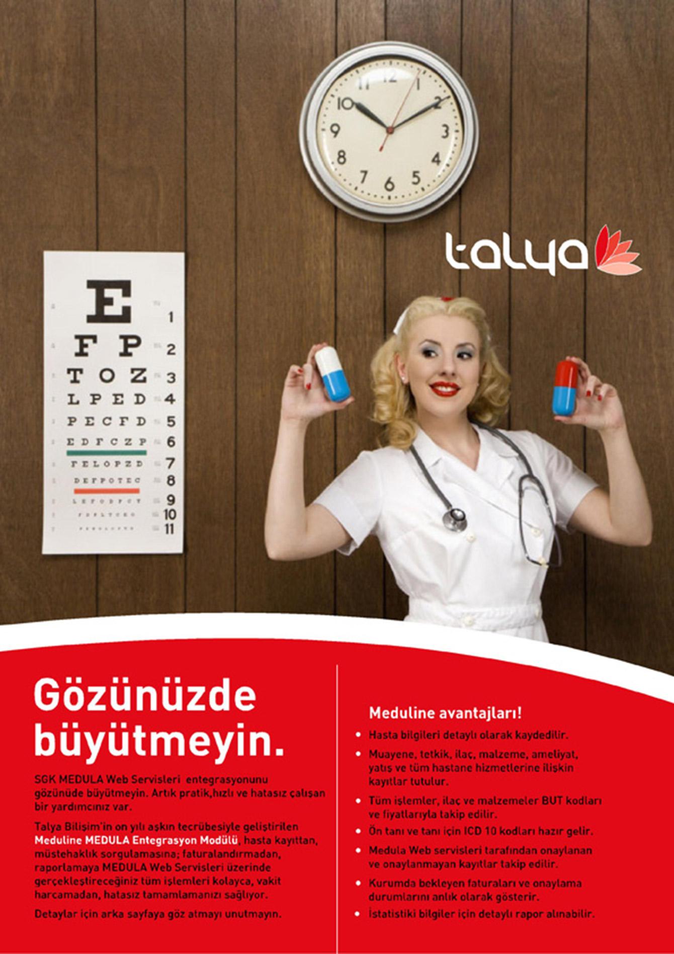 Talya Bilişim Meduline