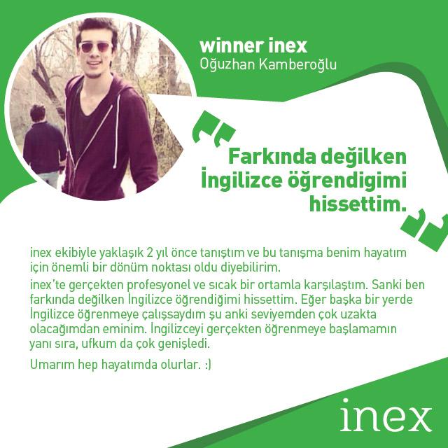 Winner Inex